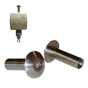 Hülsenschrauben M12x50mm Schrauben Hülsenmuttern Edelstahl Schaukel Zubehör
