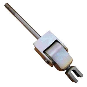 Schaukelgelenk für Rundbalken M12x200mm