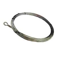 Seil Seilbahn 21m Länge