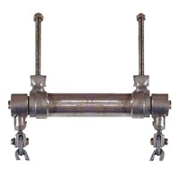 Schaukelachse Kettenabstand: 300 bis 500 mm