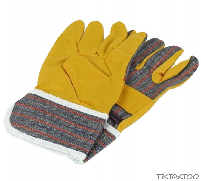 arbeitshandschuhe handwerker handschuhe f r kinder simba ebay. Black Bedroom Furniture Sets. Home Design Ideas