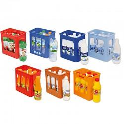 Getränke Kaufladen Getränkekiste Kaufladenzubehör Kaufmannsladen Spielküche