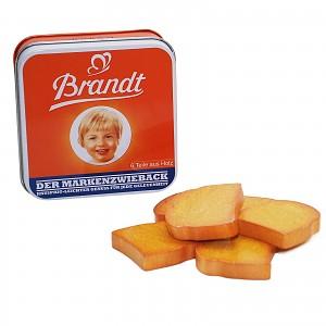 Tanner - Brandt Zwieback
