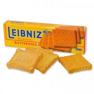 Leibniz Butterkeks aus Holz