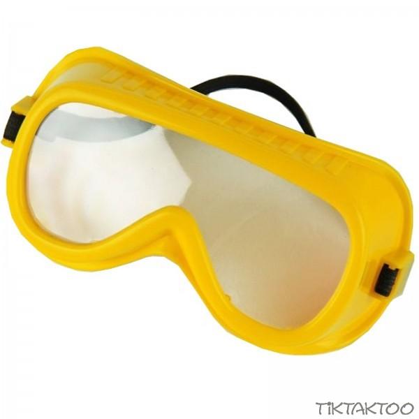 bosch kinder schutzbrille arbeitsbrille brille werkzeug werkbank zubeh r klein ebay. Black Bedroom Furniture Sets. Home Design Ideas