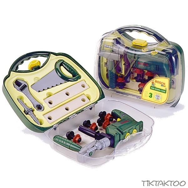 Theo Klein - Children`s Play Tool Box - TikTakToo