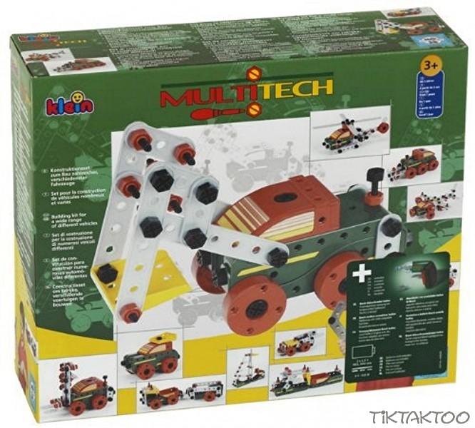 bosch mini multi tech konstruktionsset mit ixolino theo klein 8497 akkuschrauber ebay. Black Bedroom Furniture Sets. Home Design Ideas