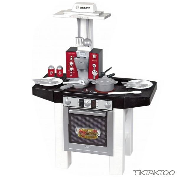 Bosch kinderkuche spielkuche mit espressomaschine klein ebay for Spielküche bosch