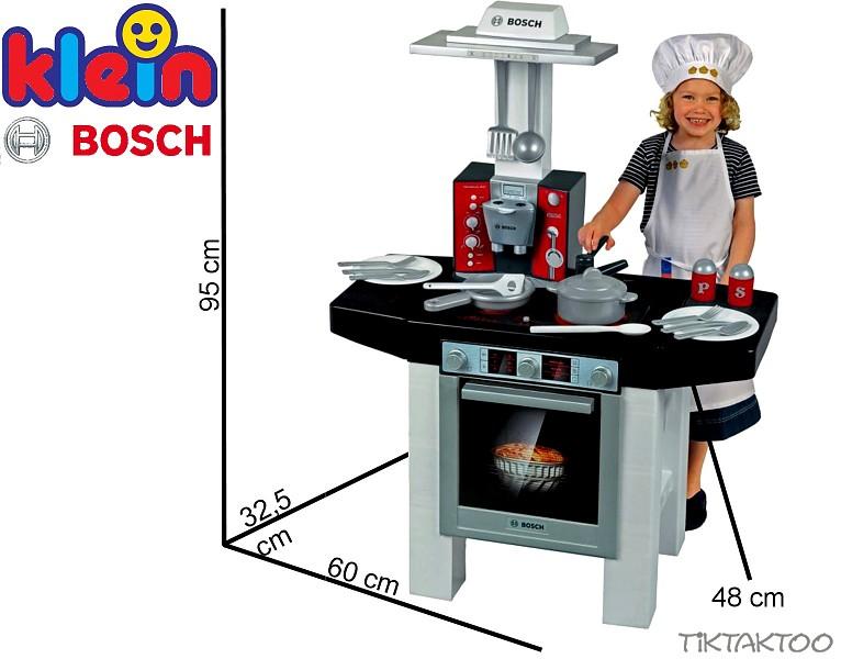 Spielkuche bosch kinderkuche 9295 espressomaschine kuche for Spielküche bosch
