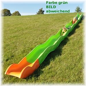 Hangrutsche 8,60 m grün