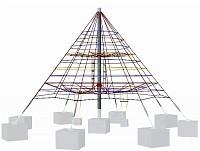Kletterpyramide