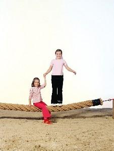 Balanciertampen aus Kokos