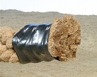 Balanciertampen aus 150mm Kokos-Tau
