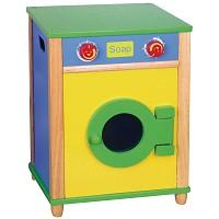 Kinderküche  Waschmaschine Spielküche Holz Zubehör Küche