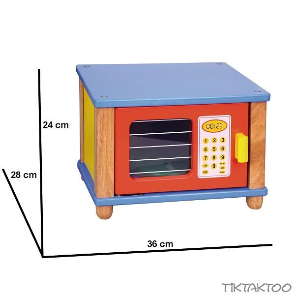 Kinderkuche holz set spielkuche holzkuche kuche herd for Küchenelemente einzeln