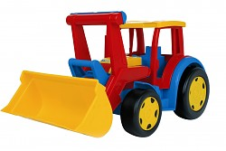 Wader XXL Traktor Gigant