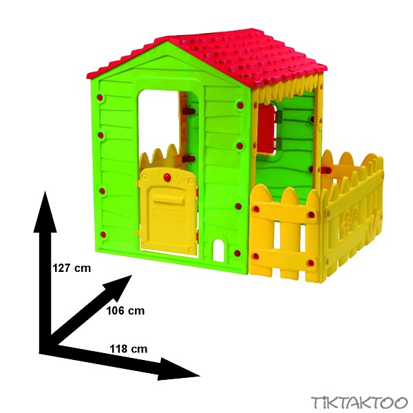 kinderspielhaus gartenhaus spielhaus f r kinder kinderhaus. Black Bedroom Furniture Sets. Home Design Ideas