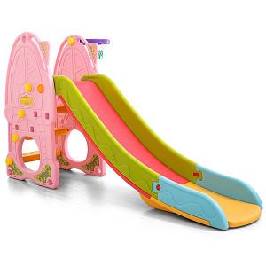 XL-Kleinkindrutsche - pink
