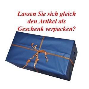Geschenkeservice Papier blau Geschenke verpacken Geburtstag Weihnachten einpacken