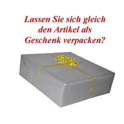 Geschenkeservice Papier Silber Geschenk verpacken einpacken Weihnachten Geburtstag