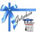 Gutschein für TikTakToo Geschenkgutschein