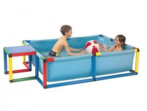 Moveandstic Pool groß 165 x 125 cm