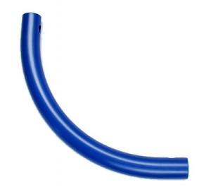 Moveandstic Rohrbogen blau