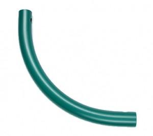 Moveandstic Rohrbogen grün